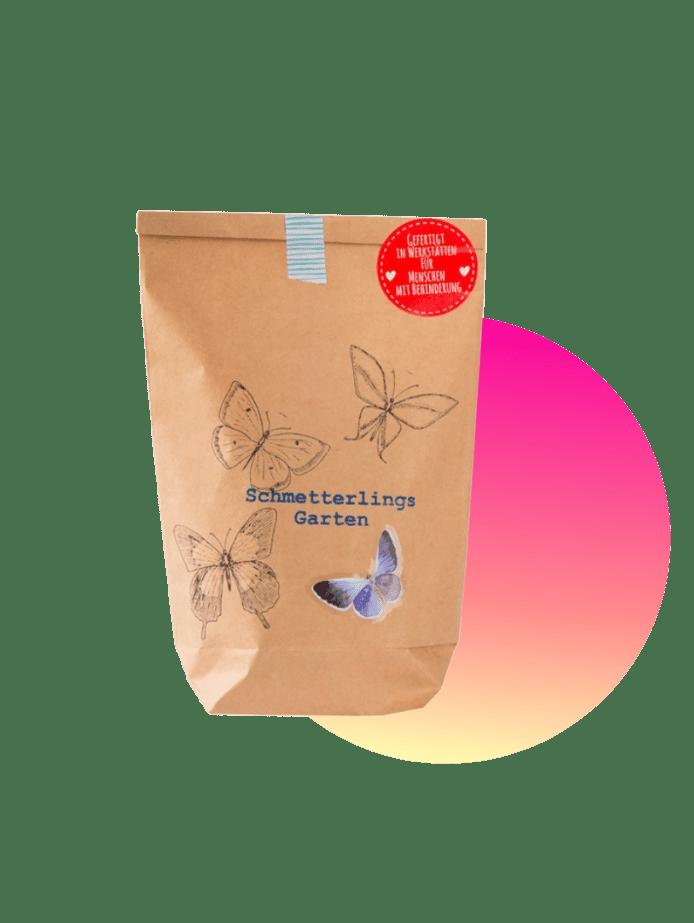 preisgünstige Ostergeschenke Schmetterlingssamen