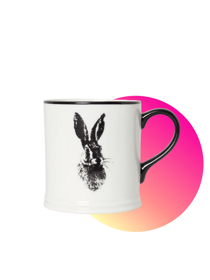 preiswertes Ostergeschenk Tasse
