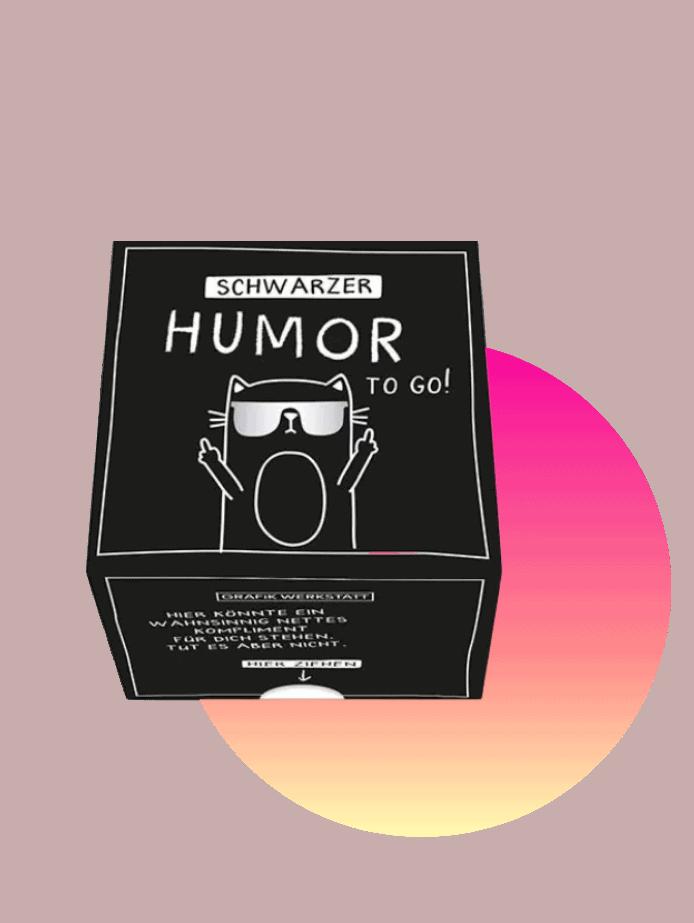 preisgünstige Ostergeschenke humorbox