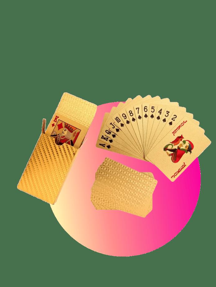 preisgünstige Ostergeschenke Spielkarten
