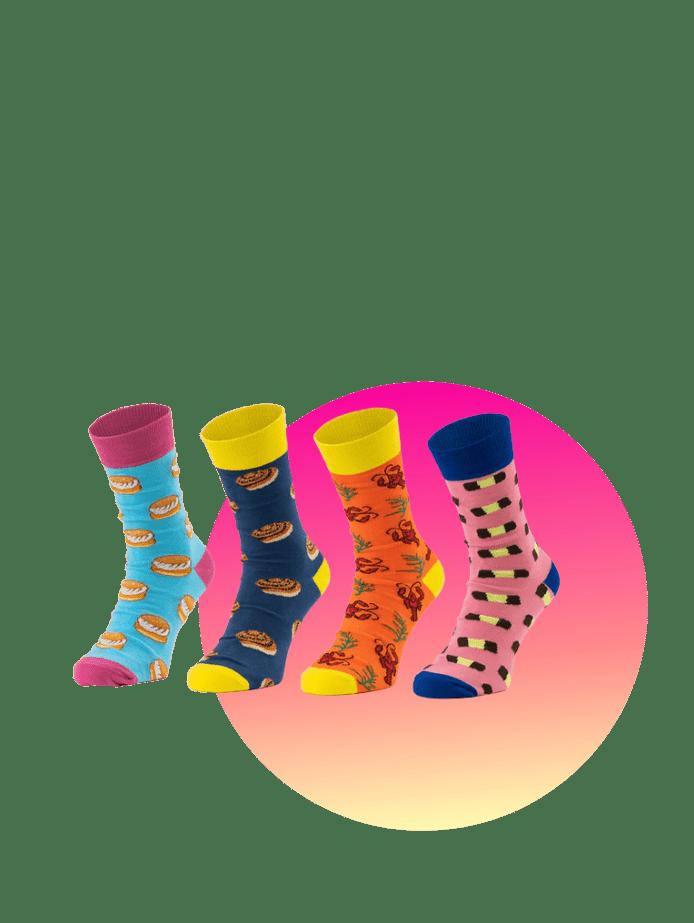 preisgünstige Ostergeschenke Socken