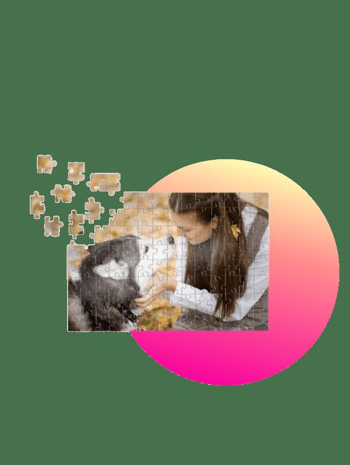 preiswerte Ostergeschenke Puzzle