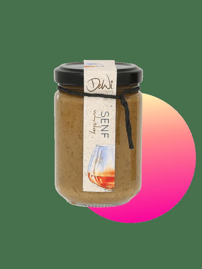 preiswerte Ostergeschenke Whiskeysenf