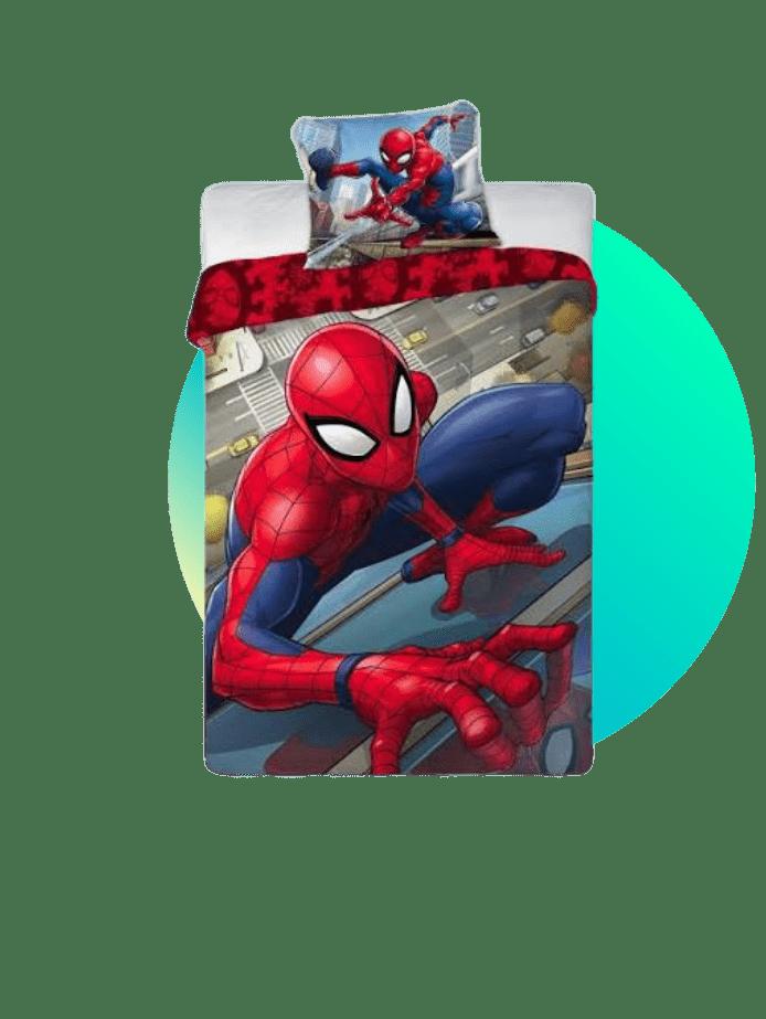 Spiderman Bettwäsche