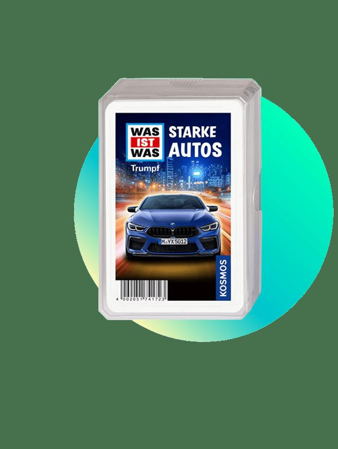 Auto Kartenspiel