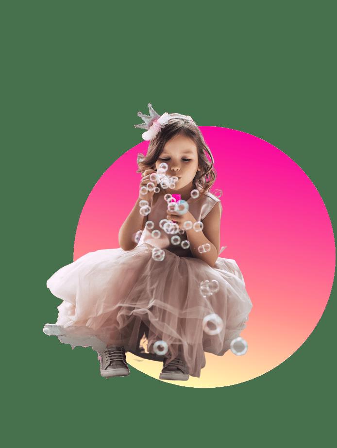Prinzessinnen-Outfit