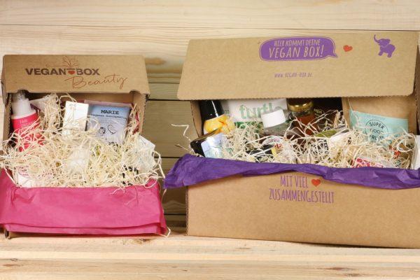 nachhaltige Geschenkebox